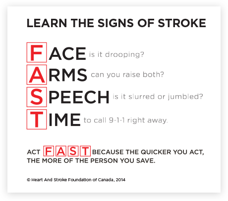 Signs of Stroke, North York Medical Clinic